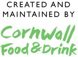 Created and maintained by Cornwall Food and Drink