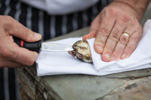 Photo of    Deep-fried Cornish Oysters