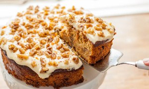 Photo of    Carrot Cake